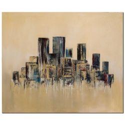 Wandbild modern City Urban Stile