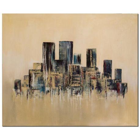 Wandbild City Urban Stile