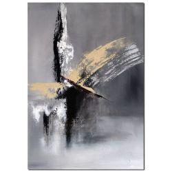 Acrylbild modern Phoenix handgemaltes Acrylbild
