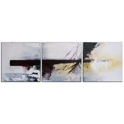 Acrylbilder mehrteilig The Fall als handgemaltes modernes Acrylbild