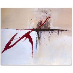 Acrylbilder modern The Lightning als abstraktes Acrylbild