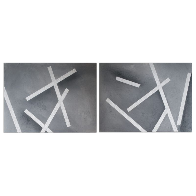 acrylbilder xxl format mehrteilig silber acryl wandbilder slavova art. Black Bedroom Furniture Sets. Home Design Ideas