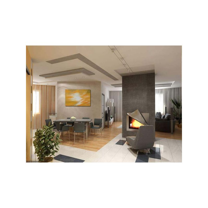 wandbilder xl fade handgemalt wandbilder slavova art. Black Bedroom Furniture Sets. Home Design Ideas
