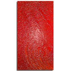 Wandbilder abstrakt Red