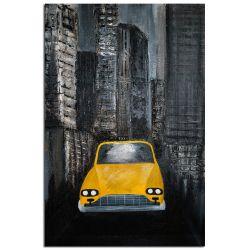 Wandbilder Acrylbilder Car