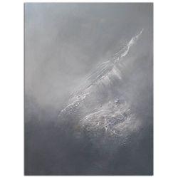 Wandbilder Silk Grey Acrylbilder