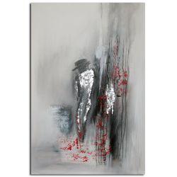 Acrylbilder abstrakt Genua