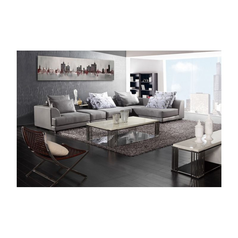 acrylbilder wohnzimmer skyline acrylbild wandbilder. Black Bedroom Furniture Sets. Home Design Ideas