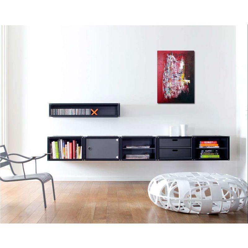wandbild silum handgemalt wandbilder wandbilder slavova art. Black Bedroom Furniture Sets. Home Design Ideas
