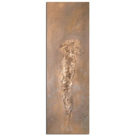Wandbilder Gold Shine Lettering