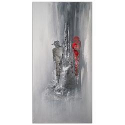 Wandbilder modern Couple