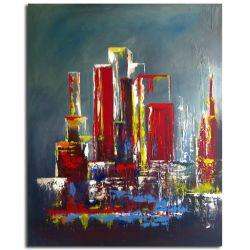 Wandbilder modern Stadt City Skyline